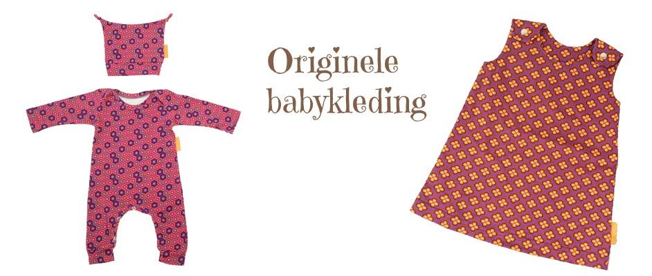 Originele babykleding