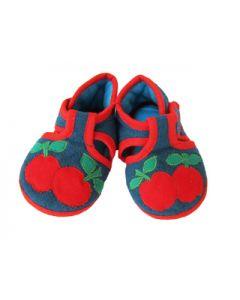 Babyschoentjes Amalia appel