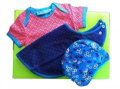 Origineel babycadeau babycadeaupakket Small Danish Red