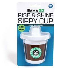 Drinkbeker Sippy Cup Coffee