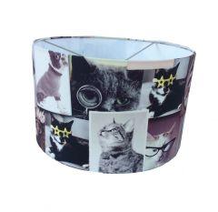 Hanglamp met lamp katten smart cats poezen