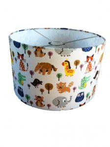 Hanglamp babykamer dieren