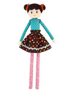 Knuffelpop dansende Dina