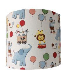 Wandlamp dieren circus babykamer