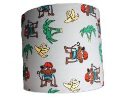 Wandlamp aap babykamer jungle