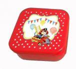 Lunchbox brandweerman