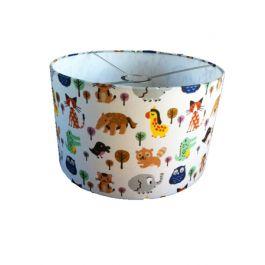 hanglamp babykamer met dieren meisje jongen -babycadeaublik, Deco ideeën