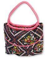 Luiertas shopper Daisy Mae fashion bag Espresso Colorique