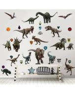 Muurstickers Jurassic World Dinosaurus Decor Kit Walltastic