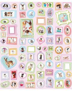 Posterbehang Studio Pets Walltastic XL