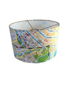 Hanglamp kaart Amsterdam