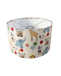 Hanglamp circus dieren babykamer