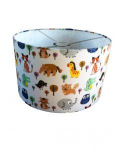 Hanglamp babykamer met dieren