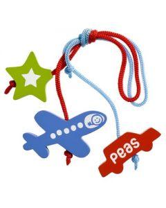 Sleutelhanger jongen Peas