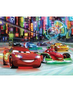 Posterbehang auto's Walltastic XXL Disney cars