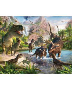 Posterbehang dinosaurus Walltastic XXL