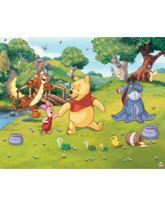 Posterbehang Disney Winnie the Pooh Walltastic XXL