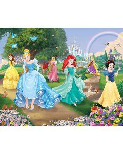 Posterbehang XXL Disney Prinsessen Walltastic