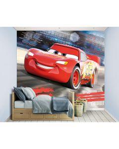 Posterbehang XXL Cars auto's Walltastic Disney