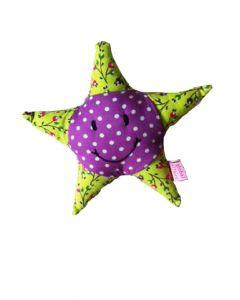Rammelaar ster paars nopjes