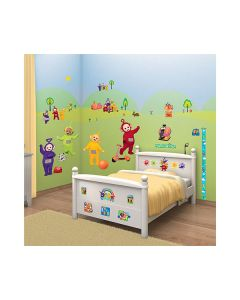 Muurstickers Teletubbies Walltastic