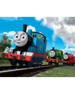 Posterbehang Thomas de trein XXL Walltastic