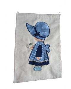Wandkleed Holly Hobbie