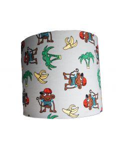Wandlamp jungle met aapjes