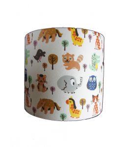 Wandlamp dieren babykamer